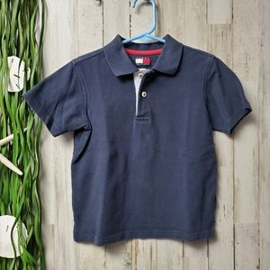 Tommy Hilfiger Blue Polo Shirt 2T